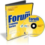 Infinity Downline Forum Training Site Series