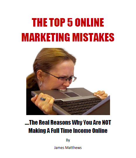infinity downline top marketing mistakes