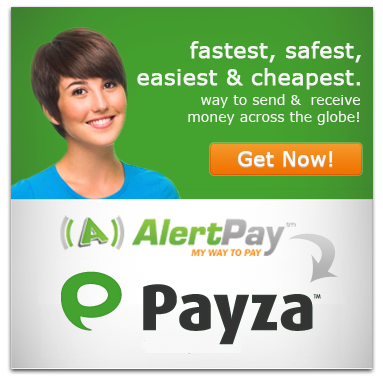 Setting up Payza for Infinity Downline