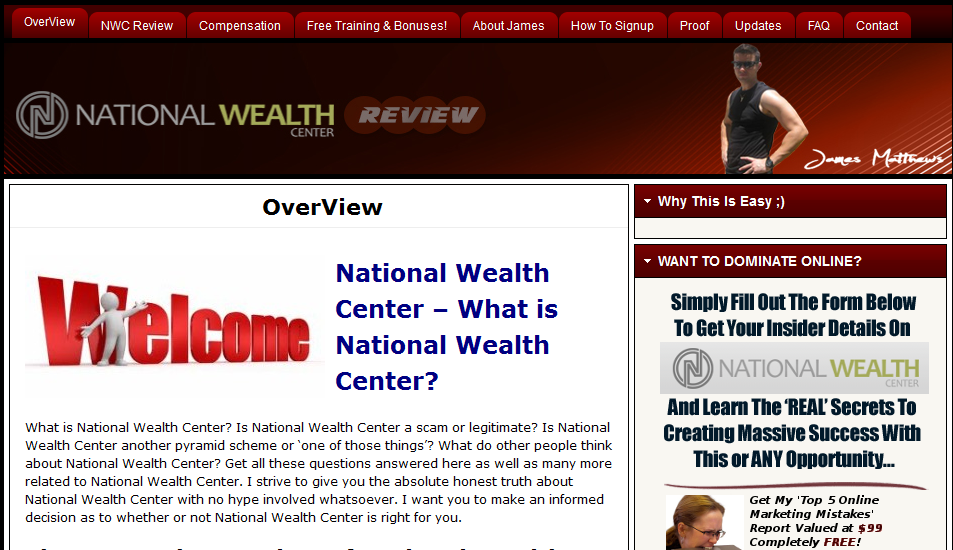 national wealth center website